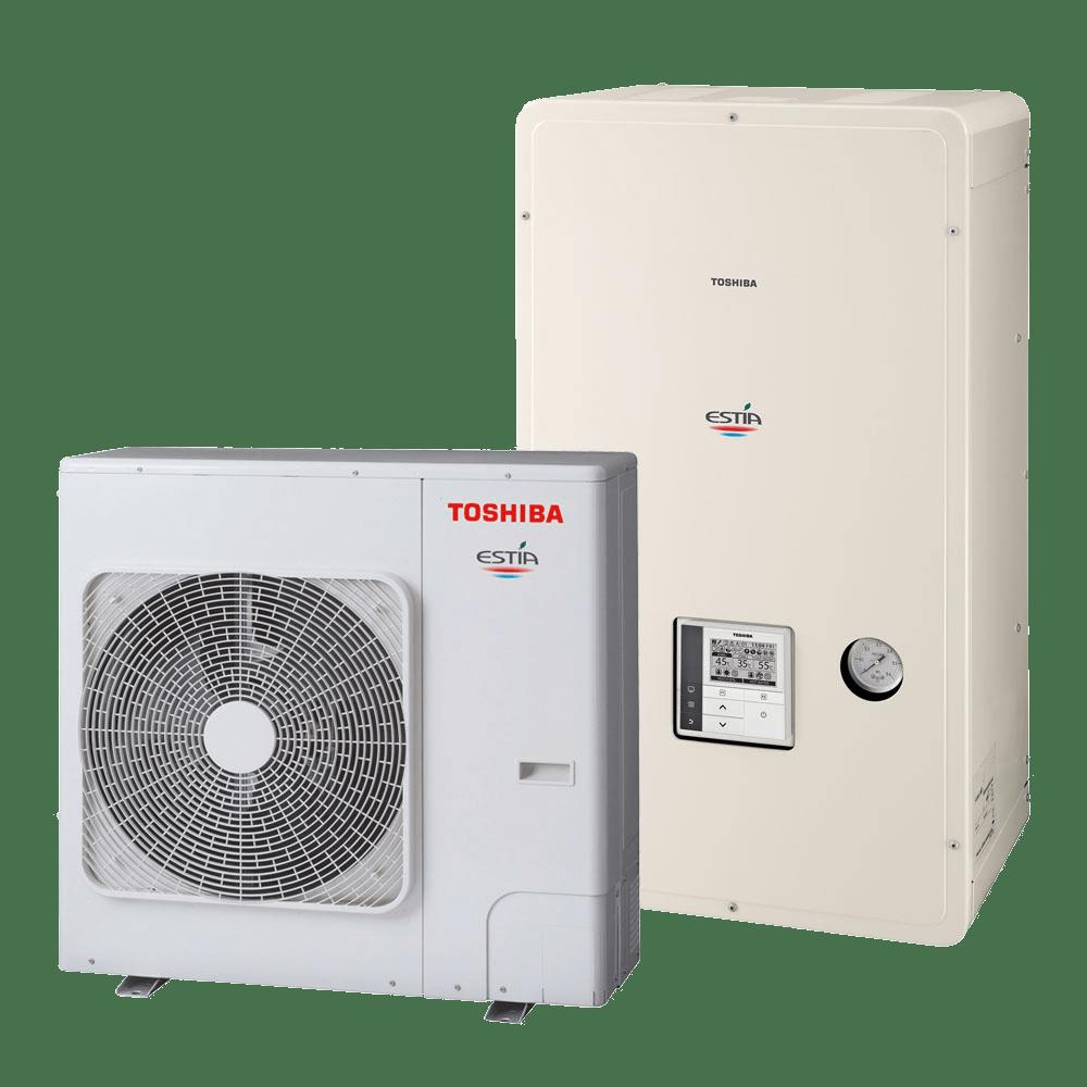 Toshiba-Airconditioning